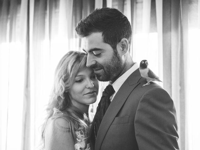 La boda de Juan Manuel y Lidia en La/villajoyosa Vila Joiosa, Alicante 17