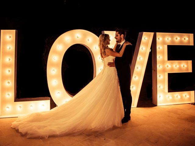 La boda de Lisa y Javier