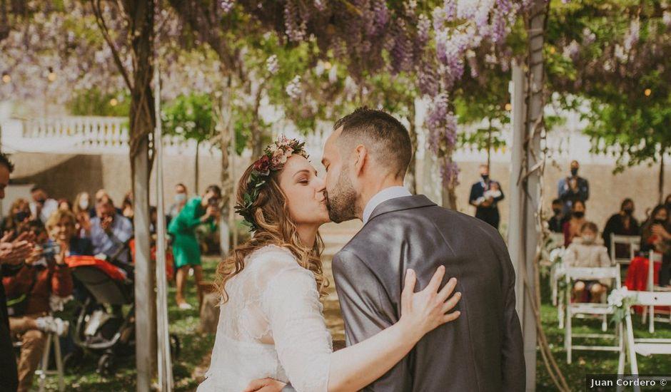 La boda de David y Vanesa en L' Ametlla Del Valles, Barcelona