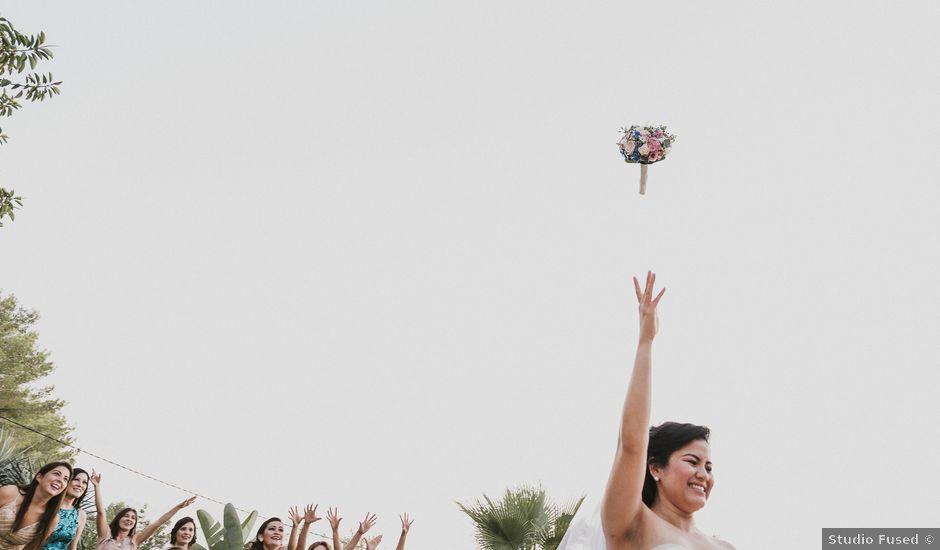La boda de Jose y Delia en Santa Maria (Isla De Ibiza), Islas Baleares