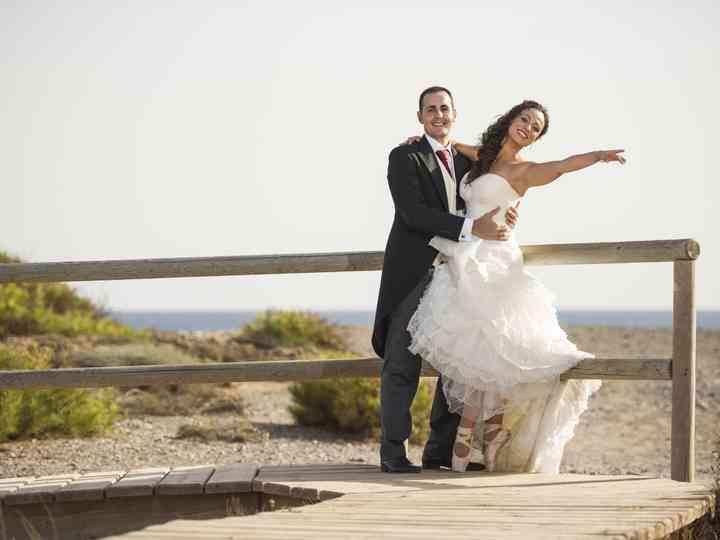La boda de Alejandra y Juan Antonio