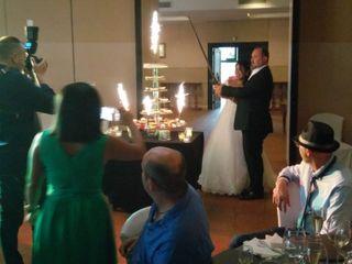 La boda de Marissa y Otto
