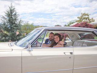 La boda de Olaya y Luis Ángel