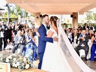 La boda de Lorena y Ismael