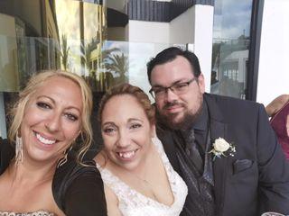 La boda de Reme y Jose