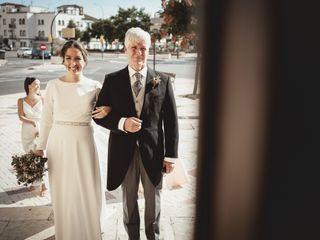 La boda de Clara y Luiggi 1