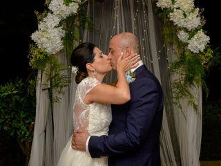 La boda de Mónica y Angel Antonío