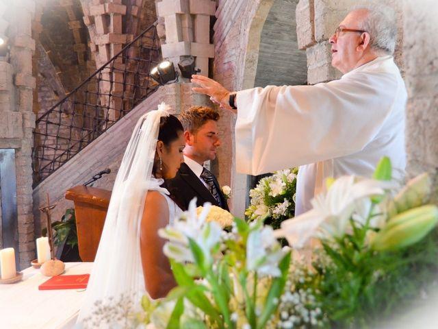 La boda de Lucaz y Nancy en Montferri, Tarragona 11