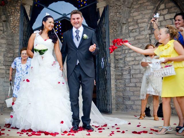 La boda de Lucaz y Nancy en Montferri, Tarragona 14