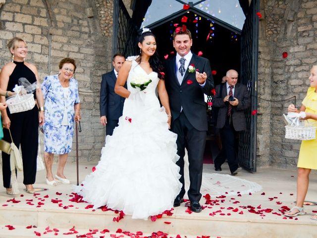 La boda de Lucaz y Nancy en Montferri, Tarragona 1