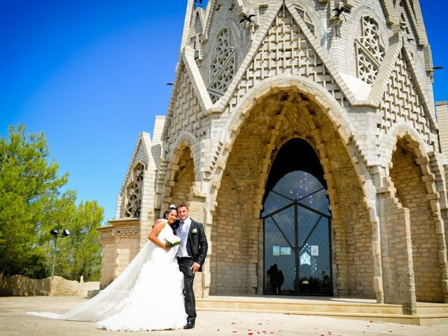 La boda de Lucaz y Nancy en Montferri, Tarragona 15