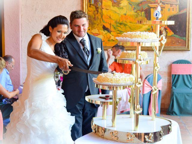 La boda de Lucaz y Nancy en Montferri, Tarragona 24