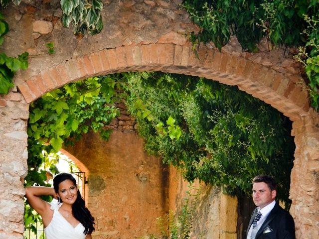 La boda de Lucaz y Nancy en Montferri, Tarragona 25