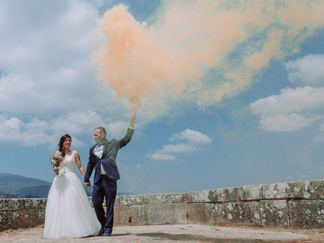 La boda de Paola y Benjamin