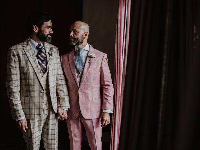 La boda de Borja y Manuel en Las Palmas De Gran Canaria, Las Palmas 21