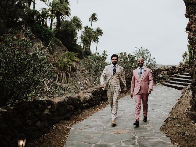 La boda de Borja y Manuel en Las Palmas De Gran Canaria, Las Palmas 22