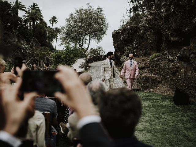 La boda de Borja y Manuel en Las Palmas De Gran Canaria, Las Palmas 24