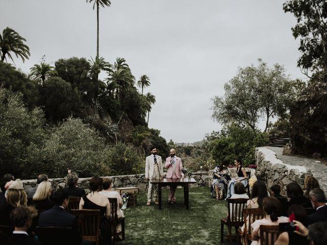 La boda de Borja y Manuel en Las Palmas De Gran Canaria, Las Palmas 26