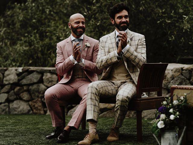 La boda de Borja y Manuel en Las Palmas De Gran Canaria, Las Palmas 33