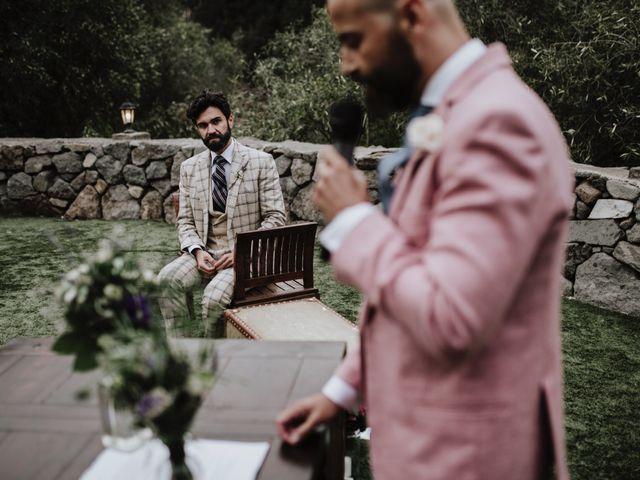 La boda de Borja y Manuel en Las Palmas De Gran Canaria, Las Palmas 43