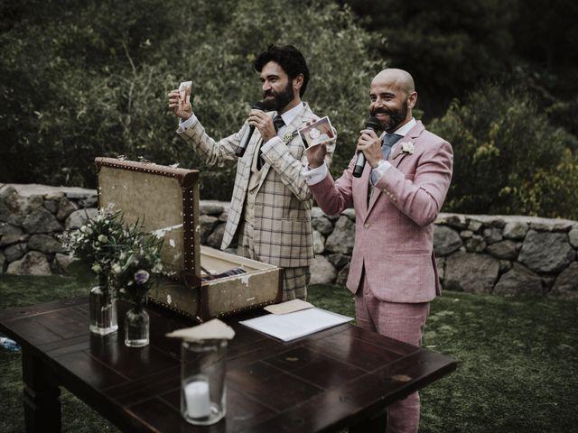 La boda de Borja y Manuel en Las Palmas De Gran Canaria, Las Palmas 47