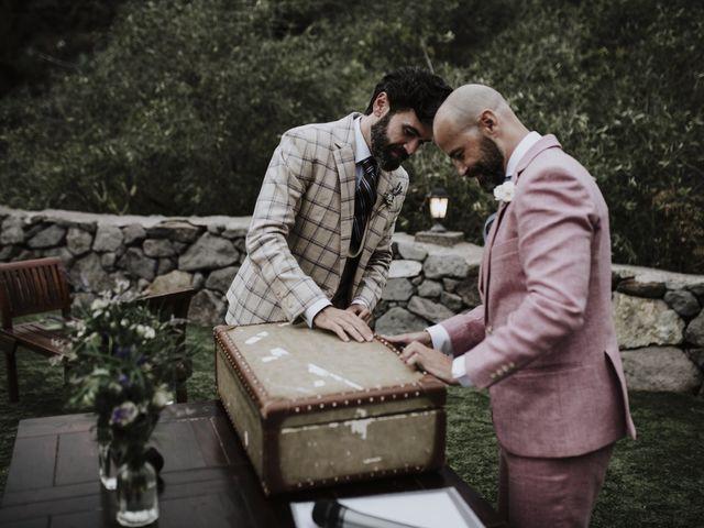 La boda de Borja y Manuel en Las Palmas De Gran Canaria, Las Palmas 49