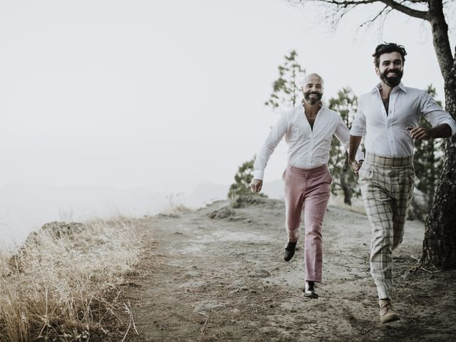 La boda de Borja y Manuel en Las Palmas De Gran Canaria, Las Palmas 102