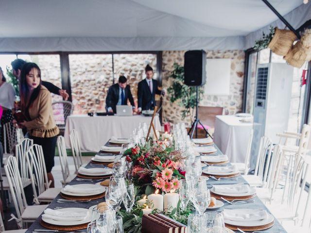 La boda de Jabo y Isi en Torremocha Del Jarama, Madrid 29