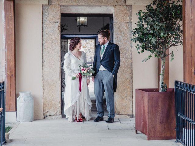La boda de Jabo y Isi en Torremocha Del Jarama, Madrid 33