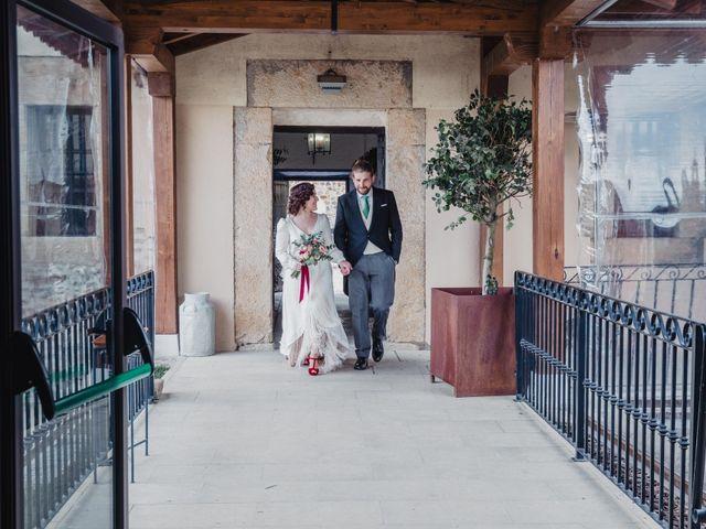 La boda de Jabo y Isi en Torremocha Del Jarama, Madrid 34