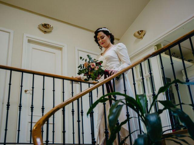 La boda de Jabo y Isi en Torremocha Del Jarama, Madrid 20