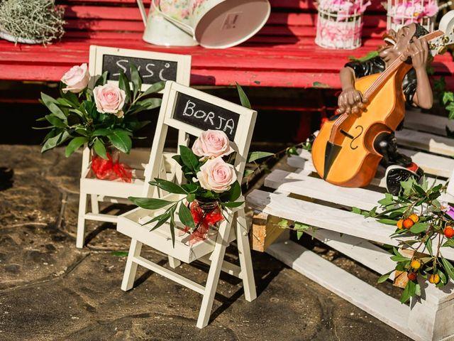 La boda de Borja y Susi en Galdakao, Vizcaya 1