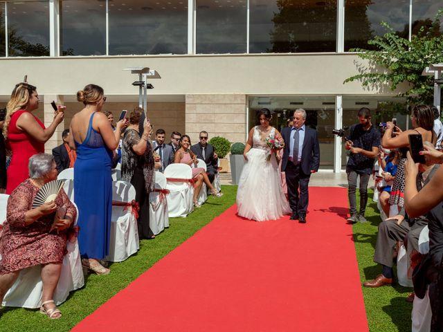 La boda de Cristian y Adelina en El Priorat De Banyeres, Tarragona 3