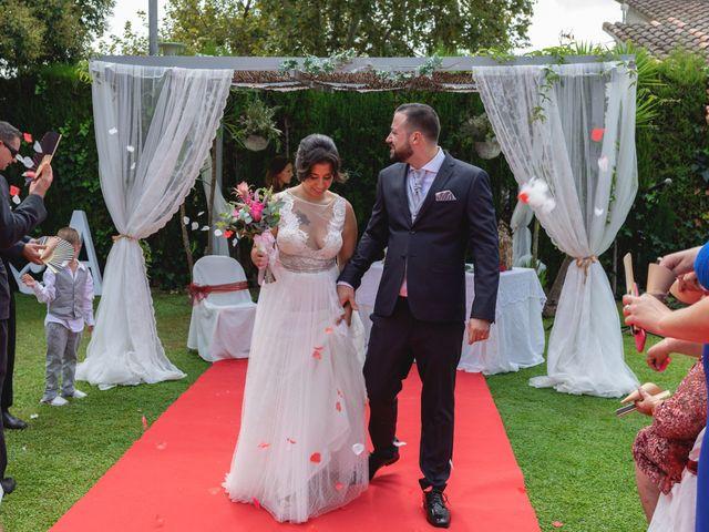 La boda de Cristian y Adelina en El Priorat De Banyeres, Tarragona 4