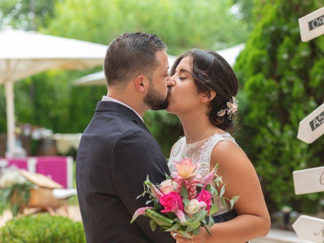 La boda de Cristian y Adelina en El Priorat De Banyeres, Tarragona 5