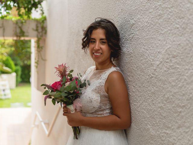 La boda de Cristian y Adelina en El Priorat De Banyeres, Tarragona 6