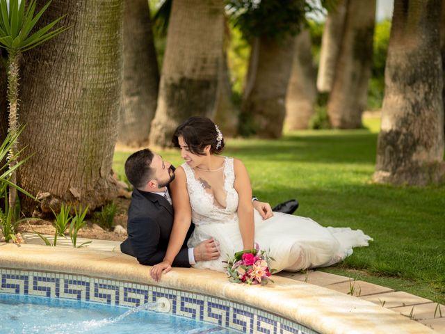 La boda de Cristian y Adelina en El Priorat De Banyeres, Tarragona 14