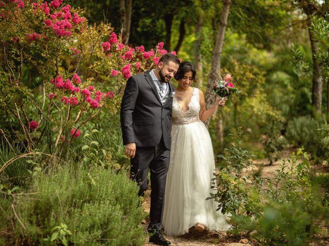 La boda de Adelina y Cristian