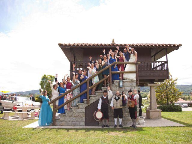 La boda de Luis Ángel y Olaya en Mieres, Asturias 5