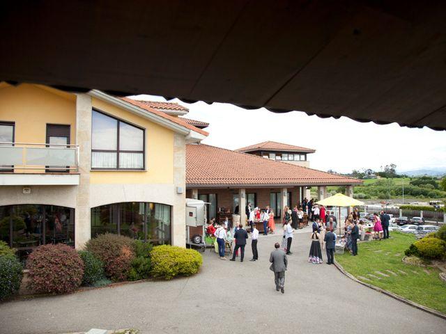 La boda de Luis Ángel y Olaya en Mieres, Asturias 6