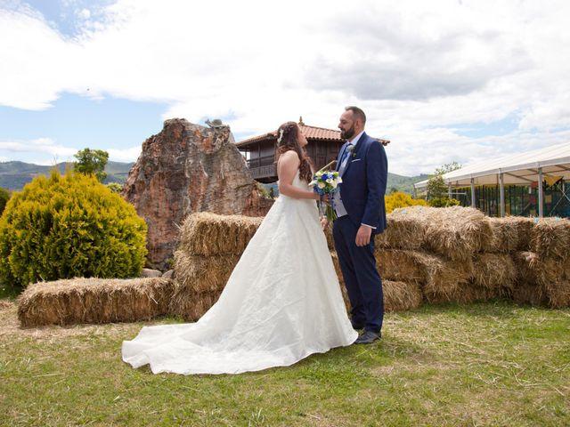La boda de Luis Ángel y Olaya en Mieres, Asturias 9