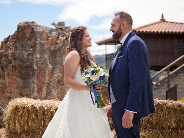 La boda de Luis Ángel y Olaya en Mieres, Asturias 10