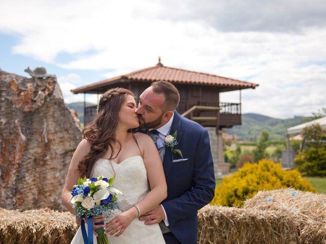 La boda de Luis Ángel y Olaya en Mieres, Asturias 11