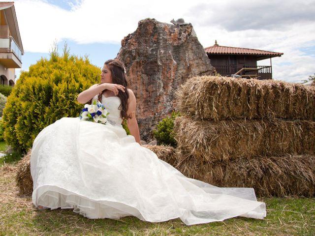 La boda de Luis Ángel y Olaya en Mieres, Asturias 12
