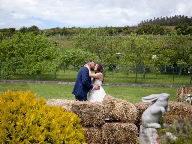 La boda de Luis Ángel y Olaya en Mieres, Asturias 13