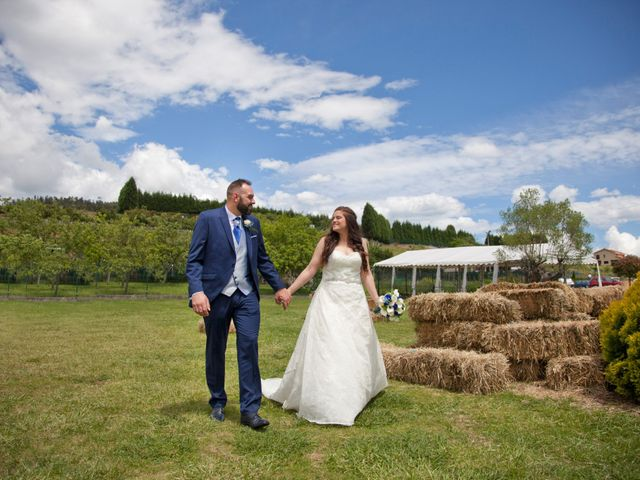 La boda de Luis Ángel y Olaya en Mieres, Asturias 15