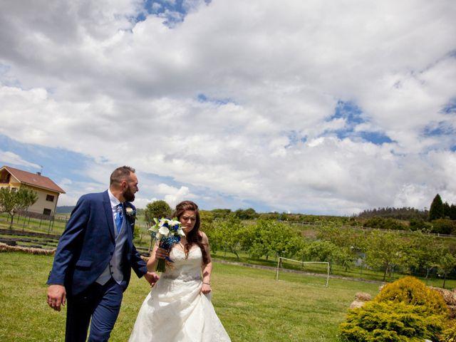 La boda de Luis Ángel y Olaya en Mieres, Asturias 16