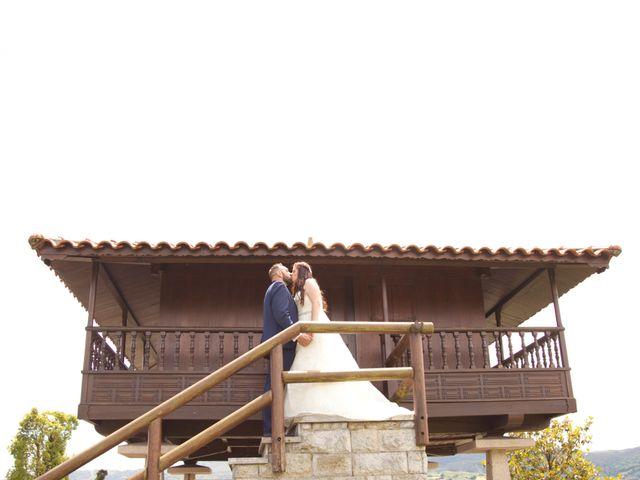 La boda de Luis Ángel y Olaya en Mieres, Asturias 20