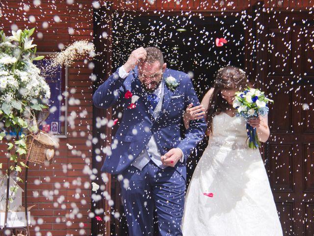 La boda de Luis Ángel y Olaya en Mieres, Asturias 21