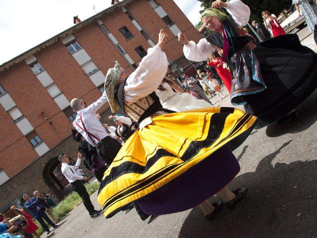 La boda de Luis Ángel y Olaya en Mieres, Asturias 28